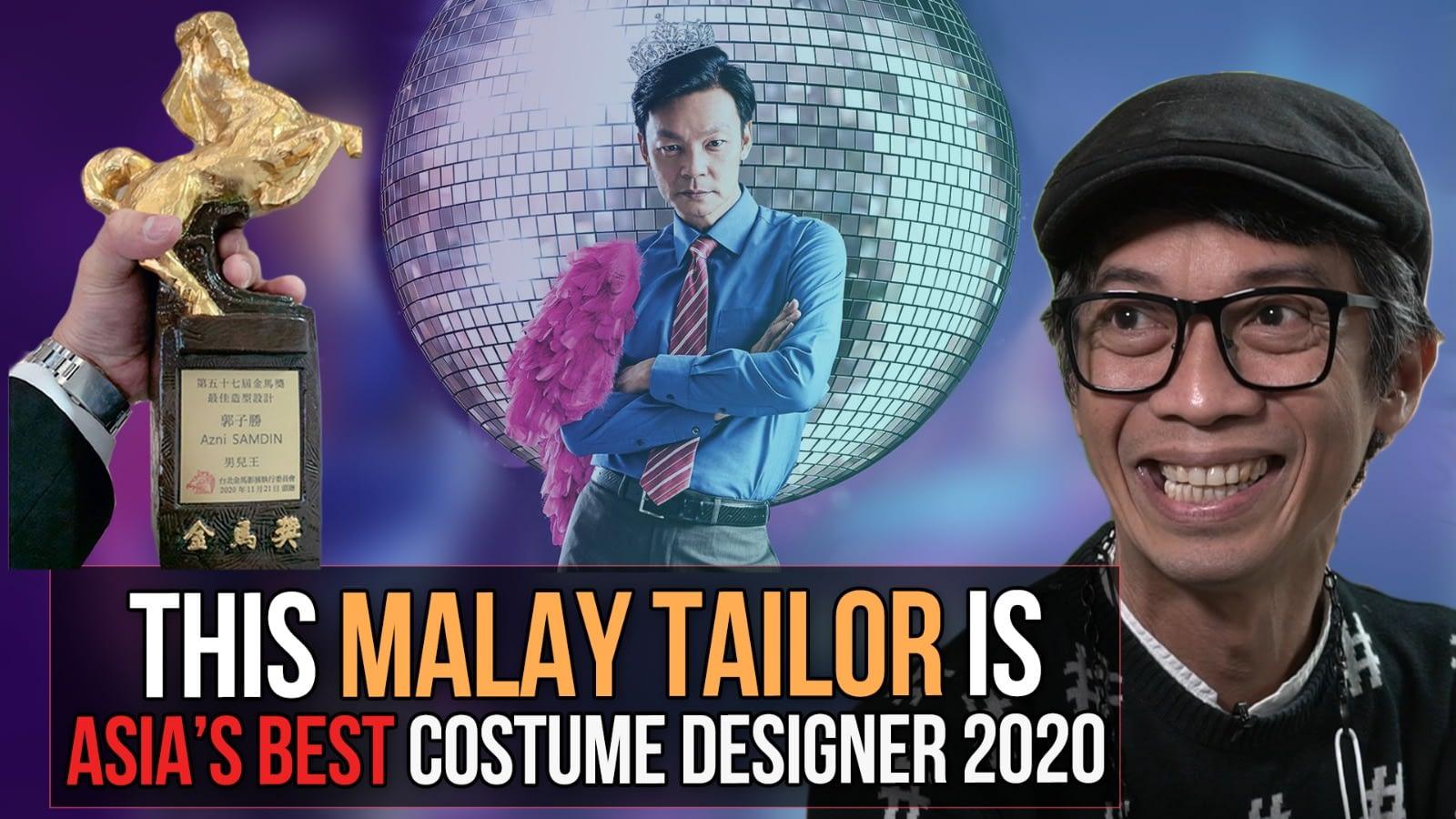 Azni Samdin, Asia's best Costume Designer!